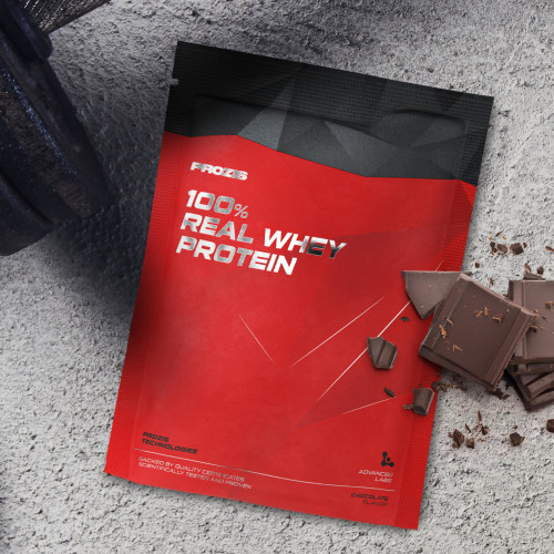 Sachet 100%  Real Whey Protein 25 g