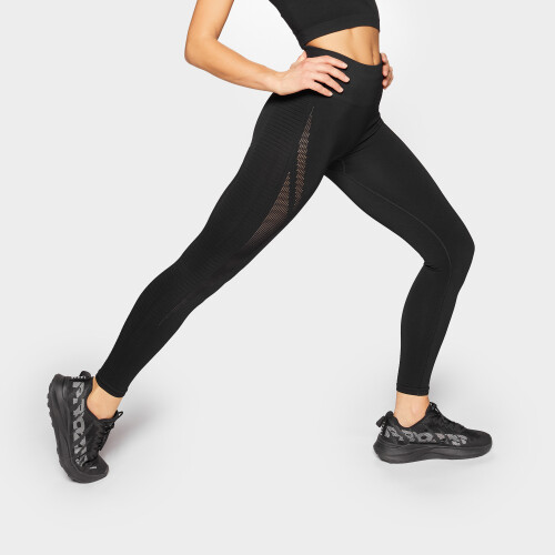 Peak Stratus Leggings - Night