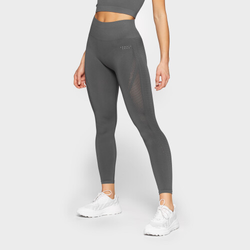 Peak Stratus Leggings - Asphalt