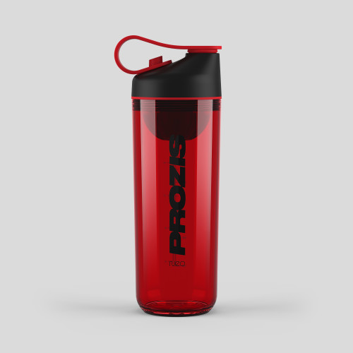 Neo Mixer Bottle 3.0 - Tritan Neon Red