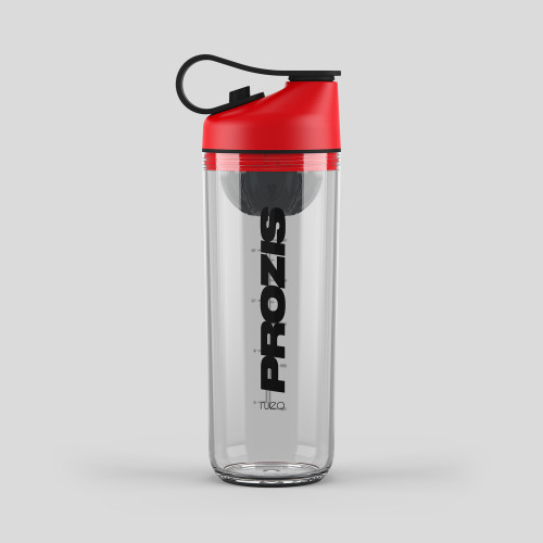 Neo Mixer Bottle 3.0 - Crystal Elite Red