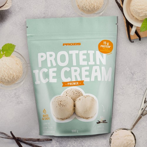 Protein Ice Cream Premix 900 g