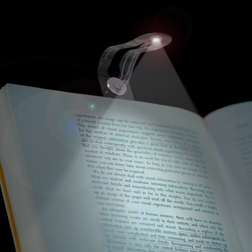 Lumina - Bookmark LED Light
