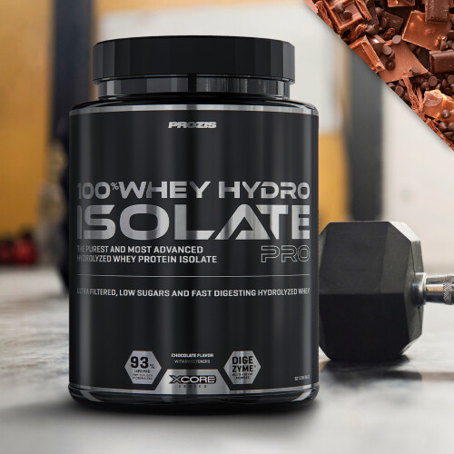 100% Whey Hydro Isolate PRO 2000 g