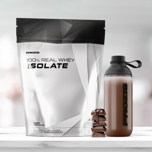 100% Real Whey Isolate 2000g