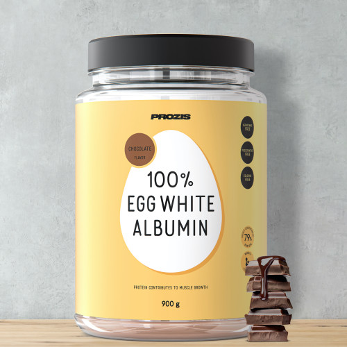 100% Egg White Albumin 900 g