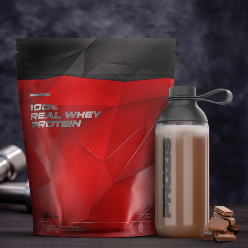 100% Real Whey Protein 2000g