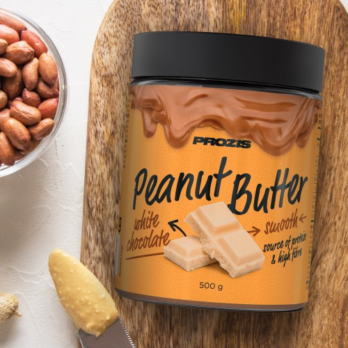 White Chocolate Peanut Butter 500 g