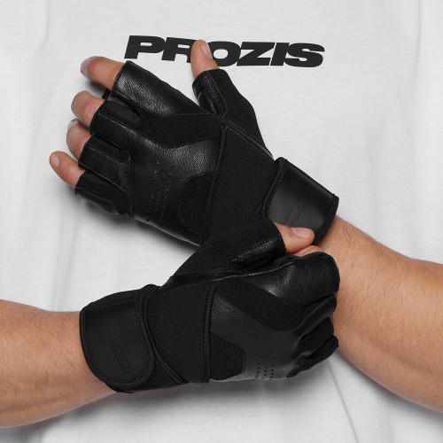 Ultra Grip Training Gloves - Black