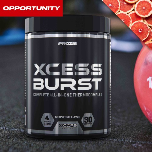 Xcess Burst - Thermoburn 30 servings Opportunity