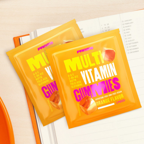 2 X Multivitamin Gummies - Orange Flavor