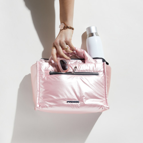 Baby Purse - Pearl Pink