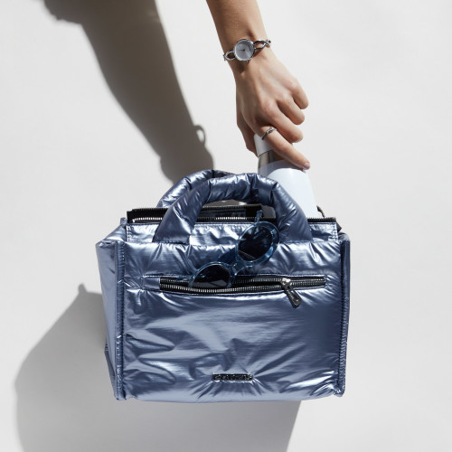 Cartera Baby - Pearl Blue