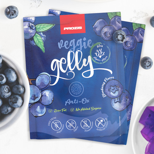 2 x Veggie Gelly - Anti-Ox 15 g Blueberry