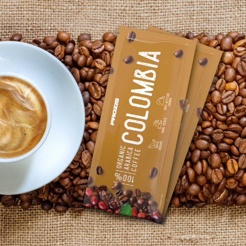 2 x 100% Organic Arabica Coffee - Colombia 12 g