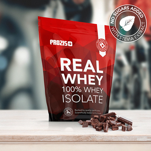 Natural Real Whey Isolate 1000 g