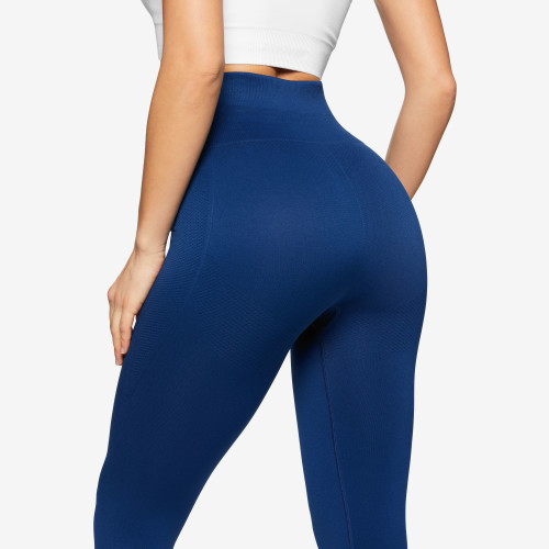 X-Skin Contour High Waist Leggings - Navy Blue