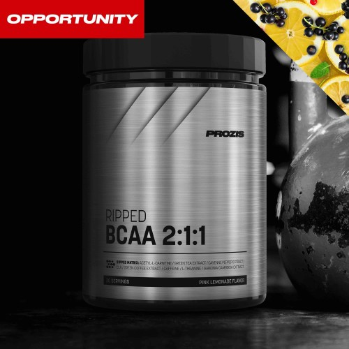 RIPPED BCAA 20 servings Opportunity