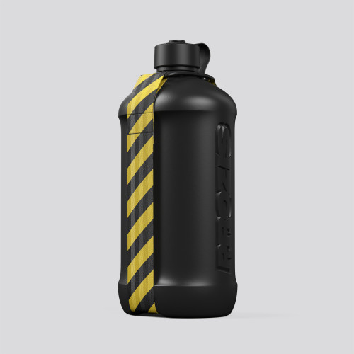 Botella Hydra - 3.0L Black/Yellow