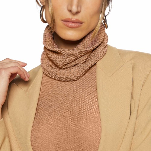 X-Skin Softy Neck Warmer - Camel