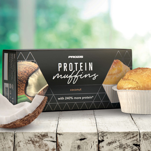 2 x Protein Muffins - Cocco 60 g