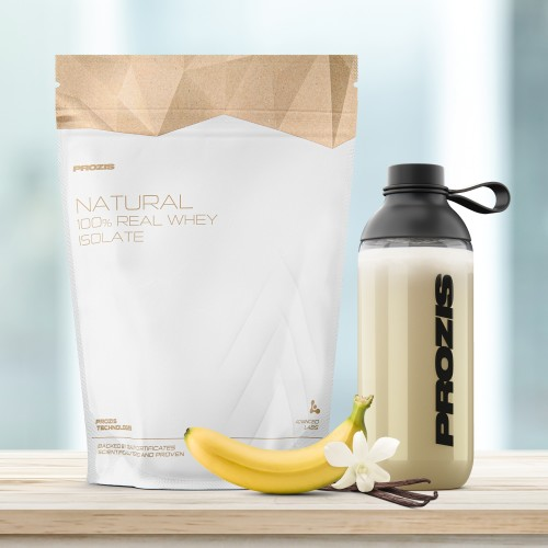 Natural Real Whey Isolate 2000g