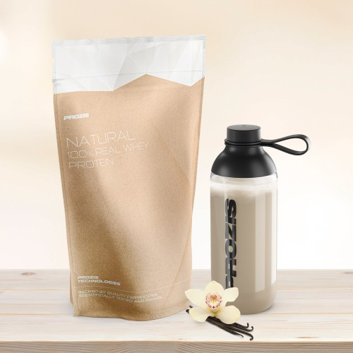 Natural Real Whey Protein 2000g