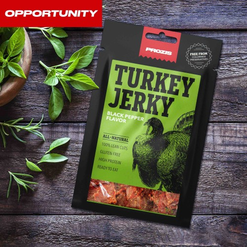 Turkey Jerky 50 g Opportunity