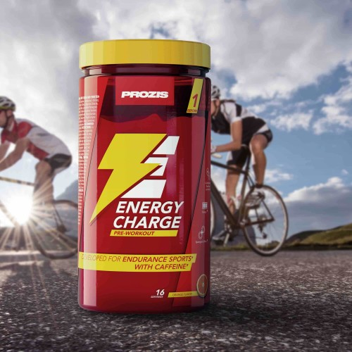 Energy Charge - Preentrenamiento 800 g