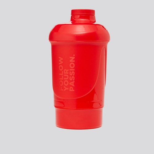 Nano Shaker Follow Your Passion 300ml + 150ml