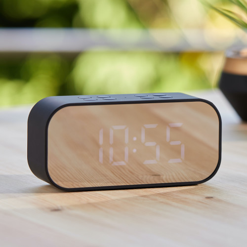 Erly - Digital Alarm Clock and Wireless Speaker