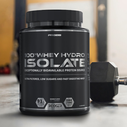 100% Whey Hydro Isolate 2000 g