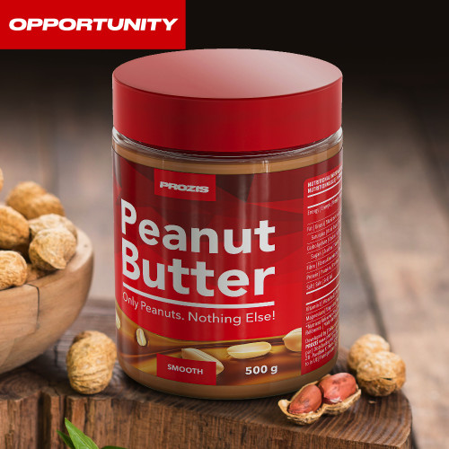 Peanut Butter 500 g Opportunity