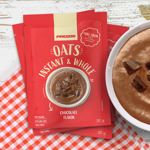 3 x Sachet Instant Whole Oats Powder 30 g