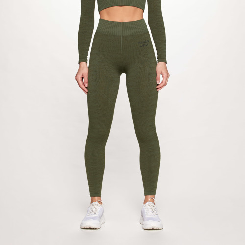 Legging Army Standard Issue - Camo Green