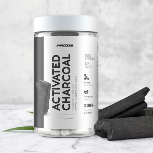 Activated Charcoal 60 capsule