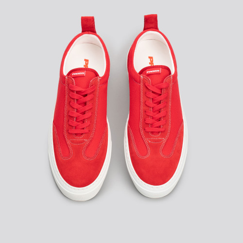 Sneakers - Flame Red