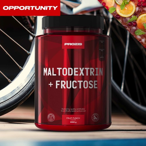 Maltodextrin+ Fructose 2000 g Opportunity