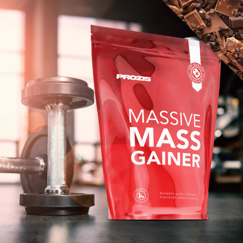 Massive Mass Gainer 2268 g