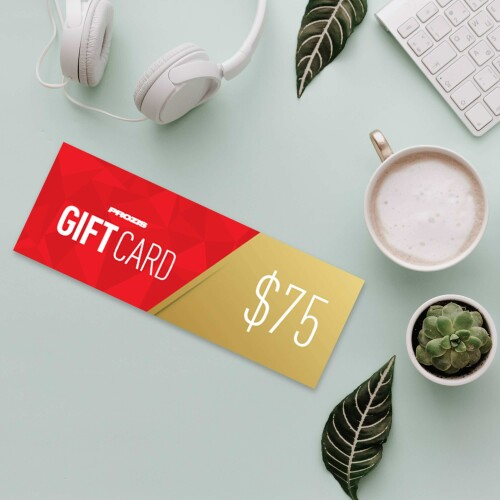 Gift Card 75 CAD