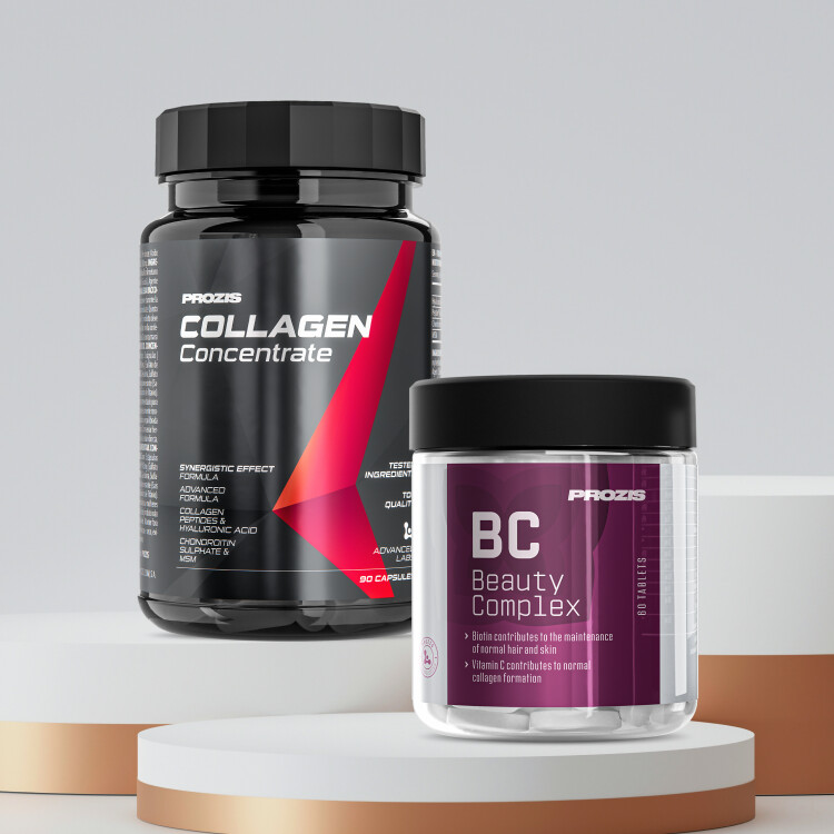 Hair, Skin & Nails Pack - Well being | Prozis