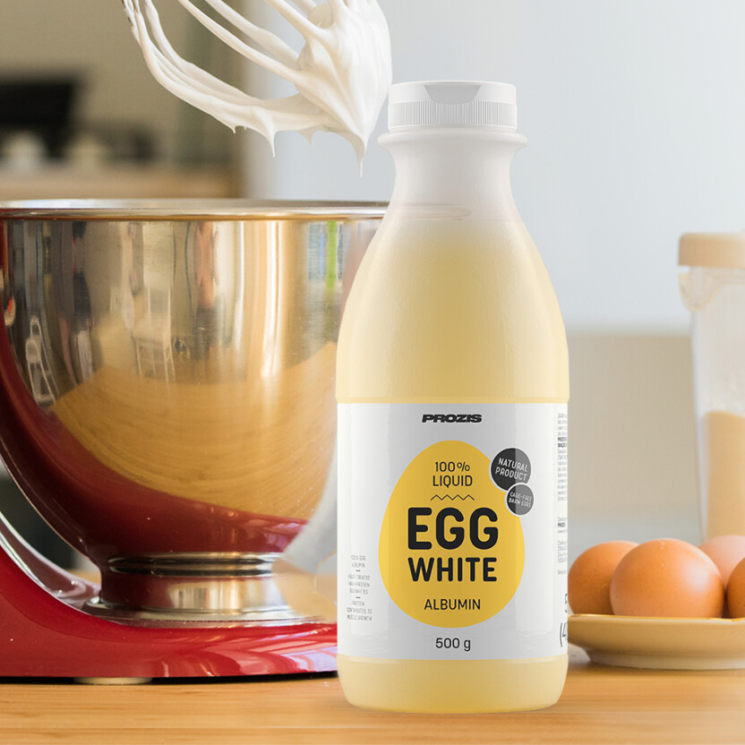 vad innehåller äggvita