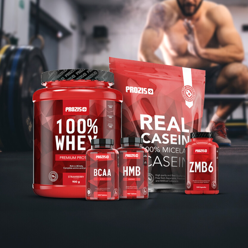 Strength Training Pack Prote 237 Na Prozis