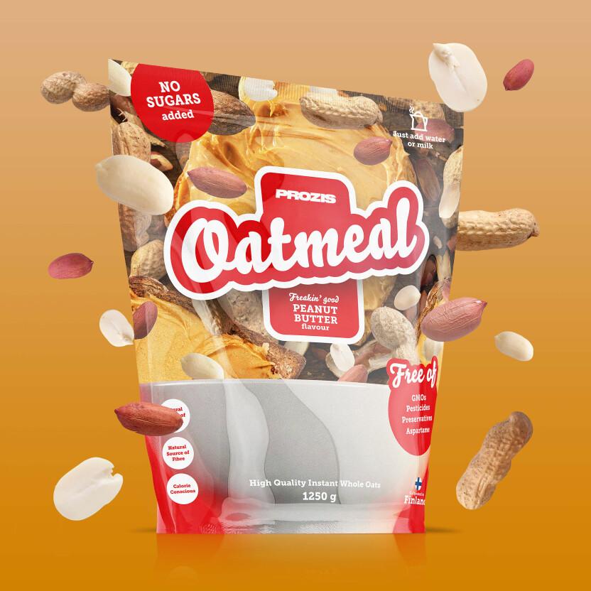 Oatmeal - Avena integral 1250 g