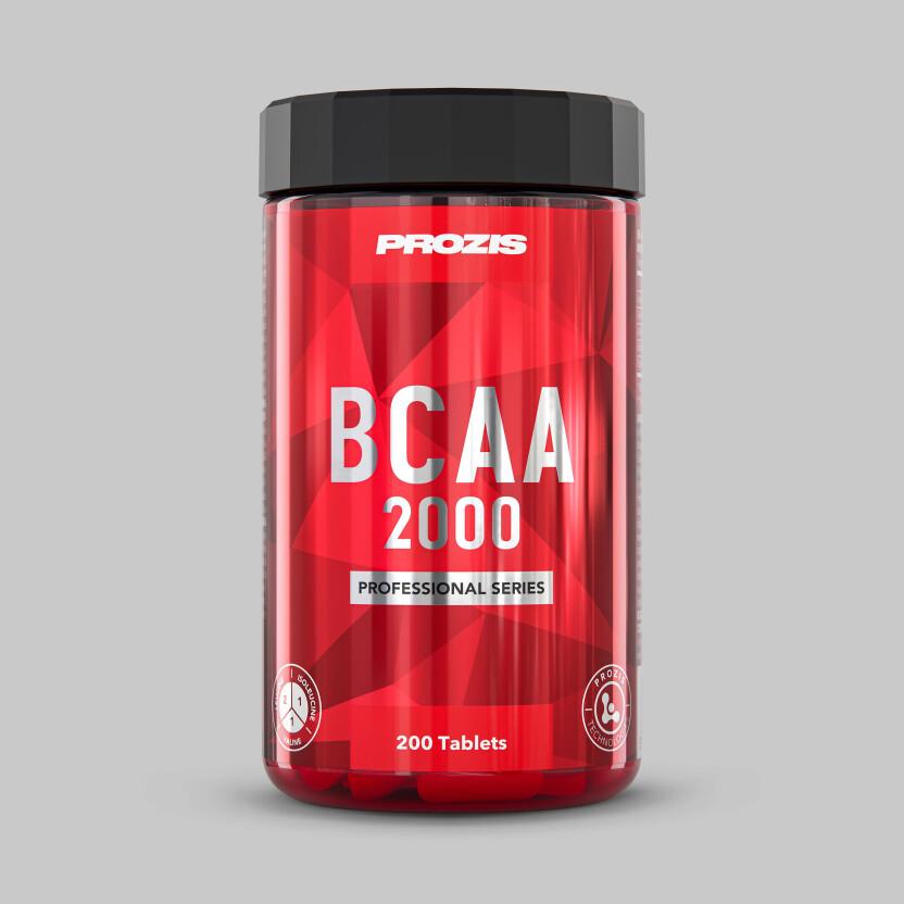 57aca5335 BCAA Professional 2000 mg 200 tabs - BCAA e Aminoácidos