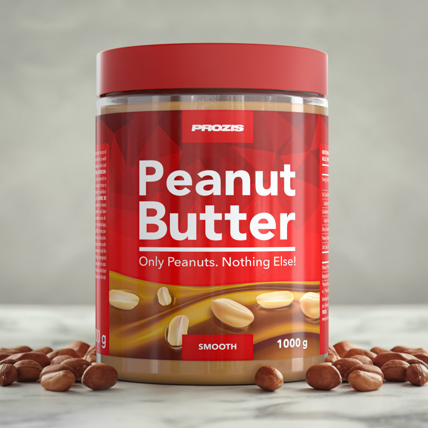 Crema de cacahuete 1000 g