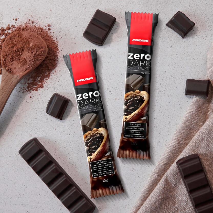 2 x Zero Dark Chocolate 30 g