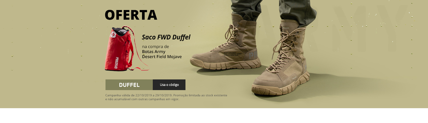 offer army boots