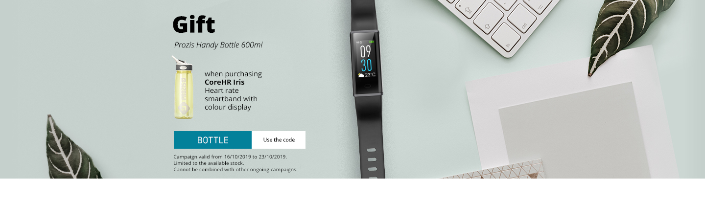 offer core hr iris smartband
