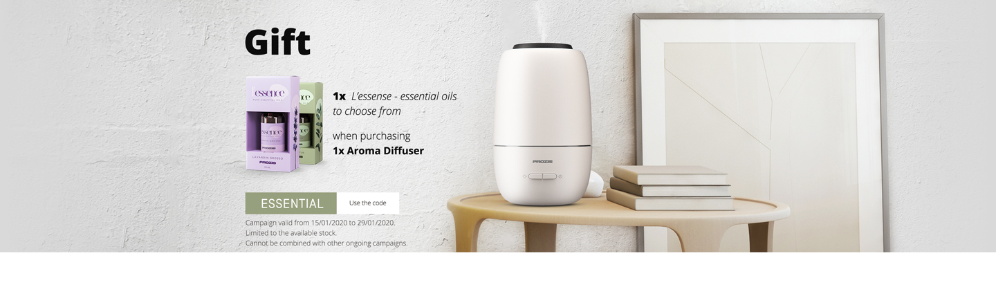 offer aroma diffuser
